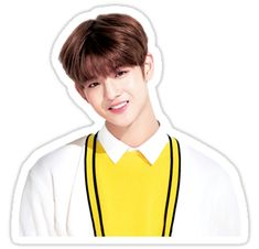 """Wanna One x Ivy Club ft. Bae Jinyoung (진영 배) "" Stickers by WANNA-ONE SHOP 
