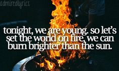 We Are Young -- F.U.N.