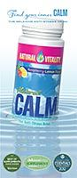 Keep calm and add this to your water.