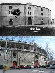 Plaza de toros 1880-2005
