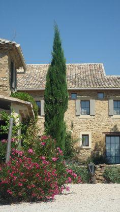 Le Clos Saint Saourde, Beaumes de Venise (Provence), France