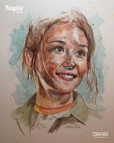 Kaylee (by James Hance)