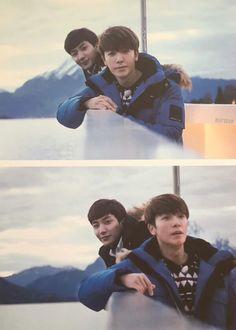 Donghae y leeteuk