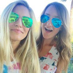 Justine & Jenna