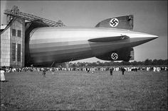 Graf Zeppelin, LZ127 by ookami_dou, via Flickr
