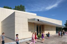 Early Childhood Centre in Wassenaar by Kraaijvanger
