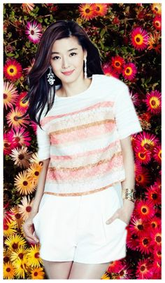 ♥ Jeon Ji Hyun My Sassy Girl, My Girl, Korean Beauty, Asian Beauty, Asian Celebrities, Celebs, Jun Ji Hyun Fashion, Korean Actresses, Asian Fashion