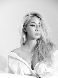 CL for Elle Korea's Facebook new cover photo