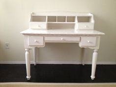 Crate and Barrel Shabby Chic Desk. $350