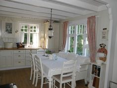 Husmannsplassen i Hidlesundet: Kjøkkenkroken