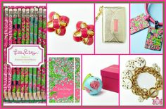 We've got great Lilly Pulitzer giftables and stocking stuffers!