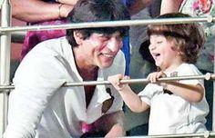 IPL 8: Shah Rukh Khan's Son AbRam Cheers For Kolkata Knight Riders Win