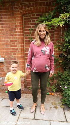 31 Weeks Pregnant | Anna Saccone Joly