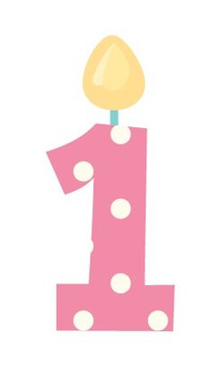 happy 1st birthday clip art happy first birthday candle and rh pinterest com baby's first birthday clipart baby's first birthday clipart