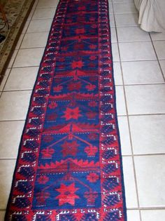 Persian/Turkish Tribal Rug - $500 (Midtown)