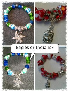 Eagles or Indians?