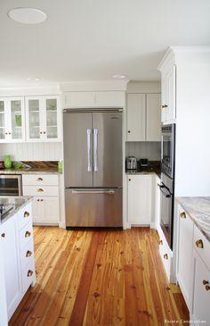 Cape Cod kitchen remodel Encore Construction