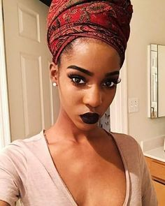 New Braids Afro Head Wraps Ideas Curly Hair Headband, Head Wrap Headband, Black Power, Mode Turban, Turban Hijab, Hijab Niqab, Curly Hair Styles, Natural Hair Styles, Hair Wrap Scarf