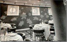 SS Normandie Babar Mural, Kids Playroom