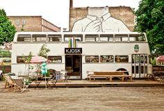 Kjosk Berlin-Berlin's 10 greatest food trucks