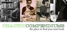 Chaotic Compendiums Book review blog, will do some self published books.