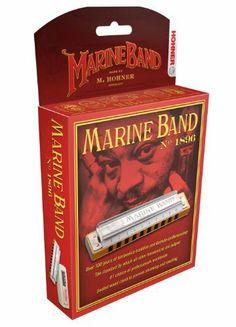 Hohner 1896BX-G Marine Band, Minor G by HOHNER HARMONICA. $21.48. Hohner Marine Band Harmonica, Key of G. Save 60% Off!