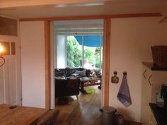 Balken rondom de kamer en suite deuren. Made by Erik!!  Geüpload door Erik van Engelenhoven.