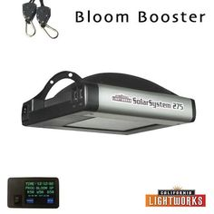 California Lightworks SolarSystem 275 Bloom Booster (w/ controller)