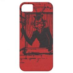 Krampus iPhone 5 Covers