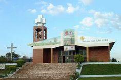 Paróquia Santo Inácio de Loyola. Endereço: Avenida Piquiri, no 1607 (Bairro Brasmadeira) 85813-160 – Cascavel – PR:: Arquidiocese de Cascavel - Paraná ::