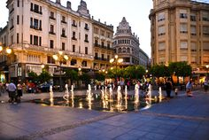 Tendillas square, Cordoba, Spain