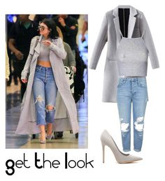 """style steal: Kylie Jenner"" by since02 ❤ liked on Polyvore featuring Topshop and Glamorous"