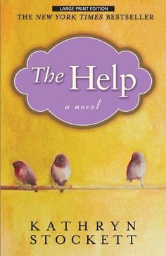 One of the best stories I've read in a long time....The Help (Large Print Press) by Kathryn Stockett, http://www.amazon.com/dp/1594133883/ref=cm_sw_r_pi_dp_WC8zrb0WBCVDN/178-4398174-4858236