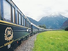 Travel in Style on the World's Most Luxurious Trains - Condé Nast Traveler