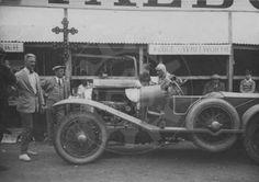 LE MANS 1925 - Lorraine Dietrich B3-6  #5 - Gérard de Courcelles - André Rossignol