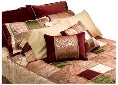 Croscill Renaissance Queen Comforter Set  http://buycheapfurnituresales.com/cheap-hillsdale-furniture-4264-826-lakeview-slate-accent-swivel-bar