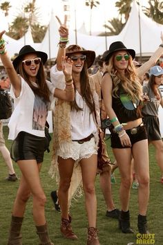 Coachella Fashion.