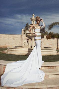 The Most Beautiful Wedding Dresses - Laisha Production 2014 - Fashion Diva Design