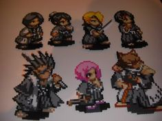 Perler Bleach Part 2 by Spevial101