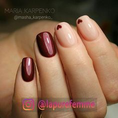 False nails have the advantage of offering a manicure worthy of the most advanced backstage and to hold longer than a simple nail polish. The problem is how to remove them without damaging your nails. Marriage is one of the… Continue Reading → Burgundy Nails, Pink Nails, Glitter Nails, Sparkle Nails, Red Glitter, Glitter Art, Burgundy Nail Designs, Red Gel Nails, Pink Sparkles