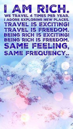 Prosperity Affirmations, Money Affirmations, Law Of Attraction Money, Law Of Attraction Quotes, Morning Affirmations, Manifesting Money, Law Of Attraction Affirmations, Mind Tricks, Affirmation Quotes