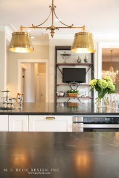 Live Beautifully: Before & After   A Beautiful Kitchen
