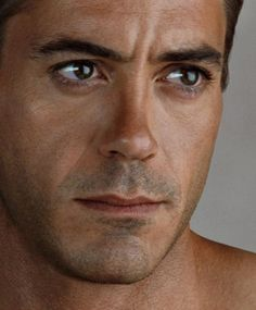 Rostro Robert Downey Jr.