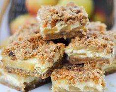 Beki Cook's Cake Blog: Caramel Apple Cheesecake Bars {Recipe}