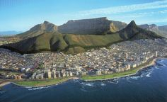 Cape Town - Africa do Sul