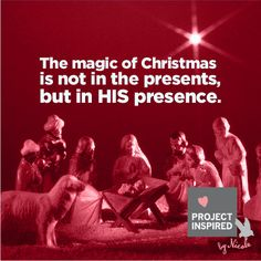 HIS Presence #quotes #projectinspired #christianlife