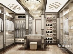 The closet is the area everyone will go over the top on. Home Decor, Interior Design and Hospitality Design know this and these images show you why.