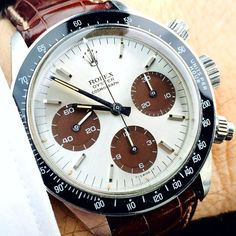rolex Daytona paul newman This is just stunning.