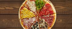 Favorite Pizza Toppings Discount - Tuesday August 18th