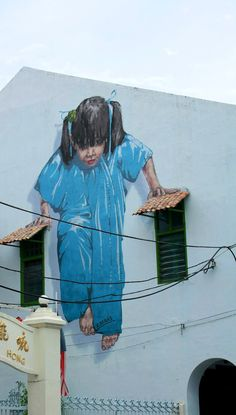 Street Art - Ernest Zacharevic